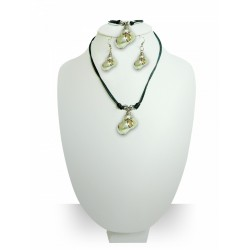 KEI Sea Shell Jewelry Set