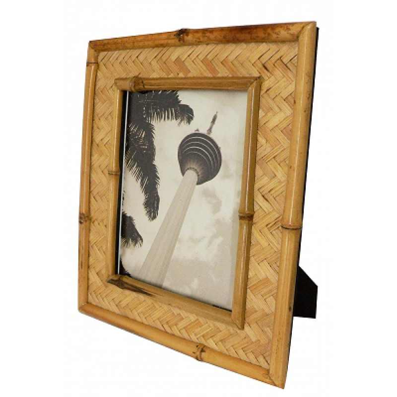 Natural Bamboo frame with Stand (15 x 20)