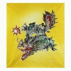 Batik Art Painting 'Warrior...