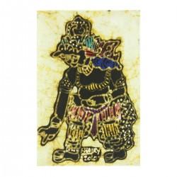 Batik Art Painting, 'Wayang...