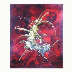 Batik Art Painting,...